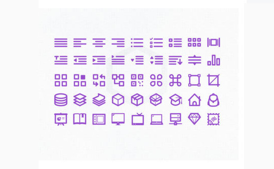 40 High Quality And Free Minimalistic Icon Sets 29