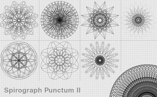 15 Useful Free Photoshop Custom Shapes Set 6