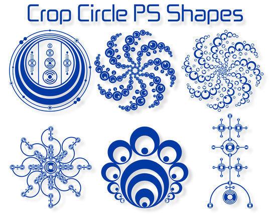15 Useful Free Photoshop Custom Shapes Set 11