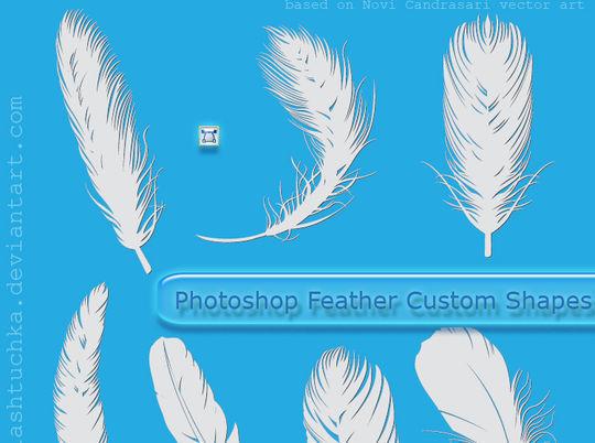 15 Useful Free Photoshop Custom Shapes Set 4