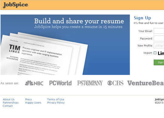 11 Free Online Tools To Create Professional Resume 4