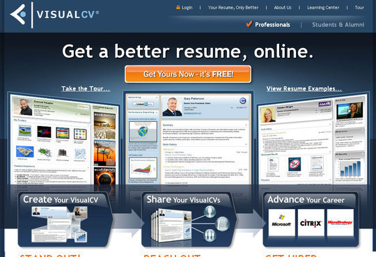 11 Free Online Tools To Create Professional Resume 9