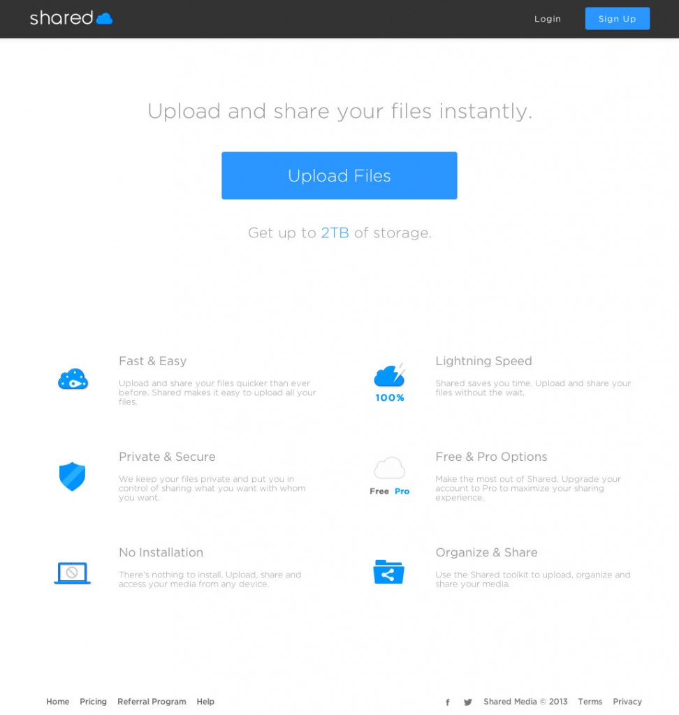 shared-homepage