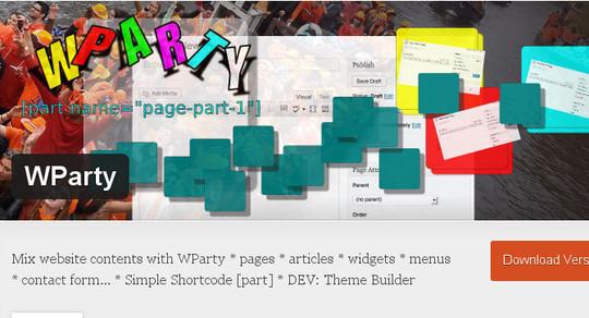 40 Useful Shortcode Plugins For WordPress 23