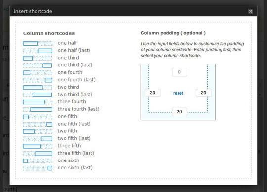 40 Useful Shortcode Plugins For WordPress 26