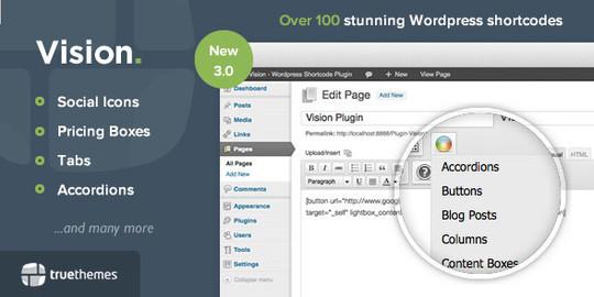 40 Useful Shortcode Plugins For WordPress 27
