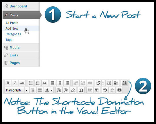 40 Useful Shortcode Plugins For WordPress 31