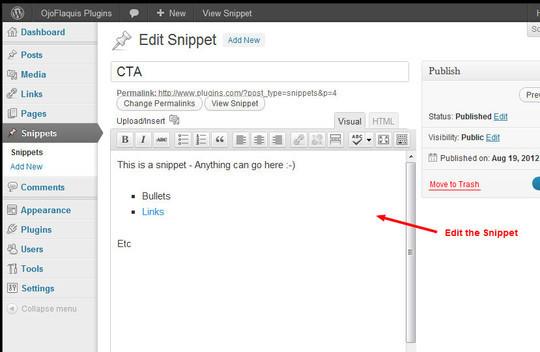 40 Useful Shortcode Plugins For WordPress 37