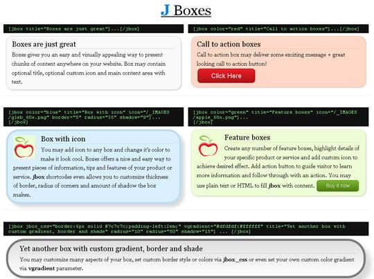 40 Useful Shortcode Plugins For WordPress 7