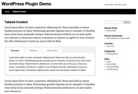 40 Useful Shortcode Plugins For WordPress 39
