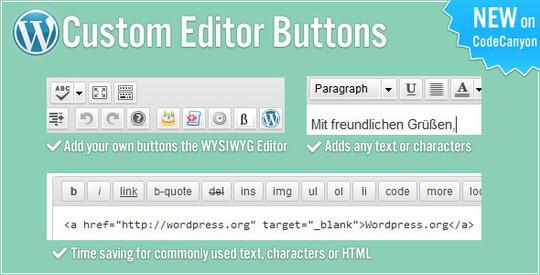 40 Useful Shortcode Plugins For WordPress 40