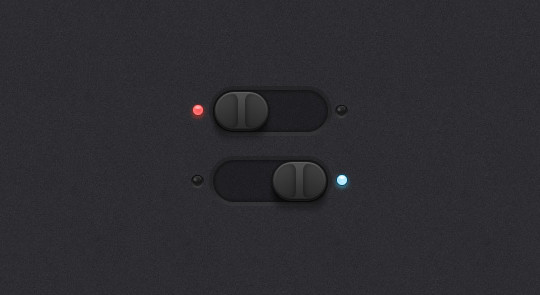 20 Free Toggle Switches UI Elements (PSD) 14