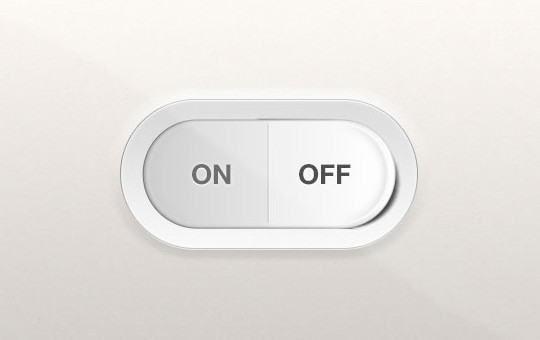 20 Free Toggle Switches UI Elements (PSD) 11