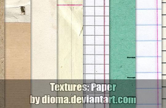 16 Free Vintage Paper Texture Packs 16