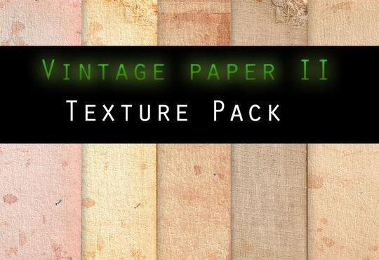 16 Free Vintage Paper Texture Packs 9