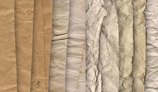16 Free Vintage Paper Texture Packs 6