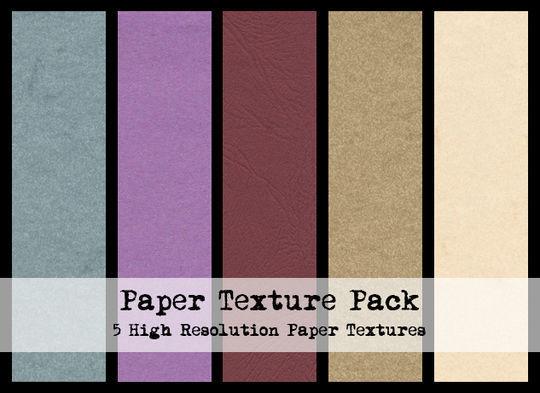 16 Free Vintage Paper Texture Packs 10