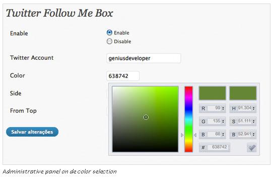 Collection Of Excellent WordPress Twitter Plugins & Widgets 11