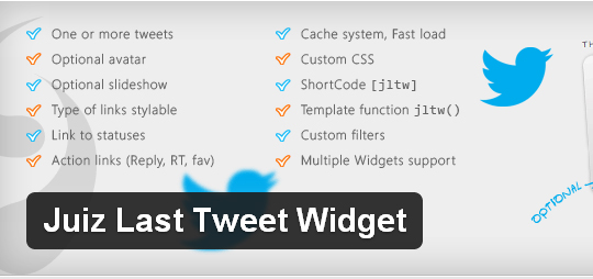 Collection Of Excellent WordPress Twitter Plugins & Widgets 2