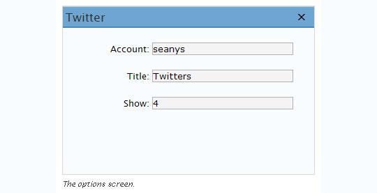 Collection Of Excellent WordPress Twitter Plugins & Widgets 4