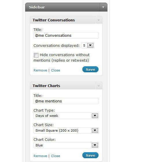 Collection Of Excellent WordPress Twitter Plugins & Widgets 30