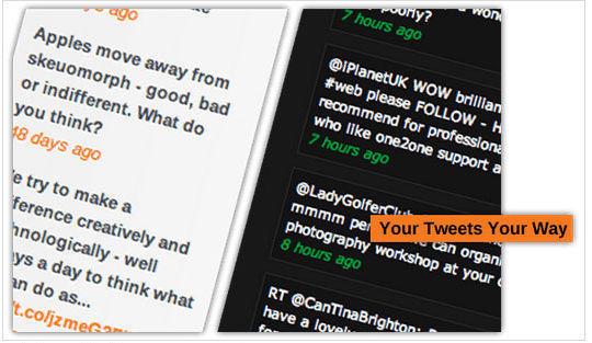 Collection Of Excellent WordPress Twitter Plugins & Widgets 36