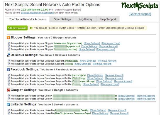 Collection Of Excellent WordPress Twitter Plugins & Widgets 9