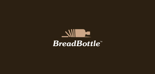 15 Delicious And Creative Bread Logo Designs 2