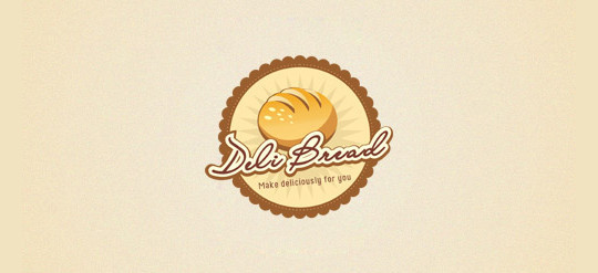 15 Delicious And Creative Bread Logo Designs 16