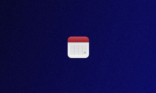 45 Stunning Calendar Icon Sets For Free Download 37