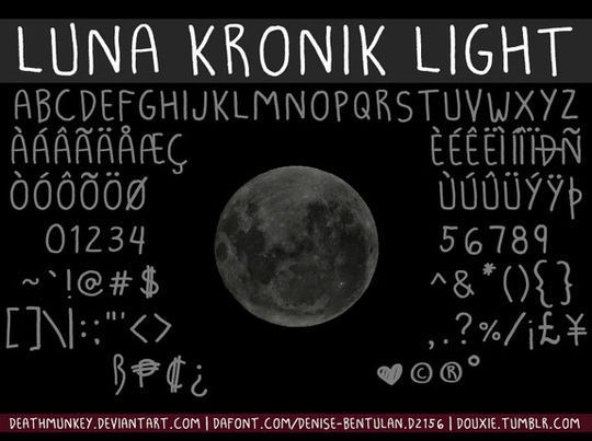 45 Fresh And Free Fonts For Creative Designers 27
