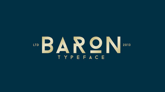 45 Fresh And Free Fonts For Creative Designers 7