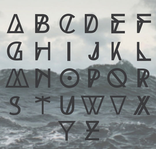 45 Fresh And Free Fonts For Creative Designers 39