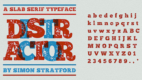 45 Fresh And Free Fonts For Creative Designers 9