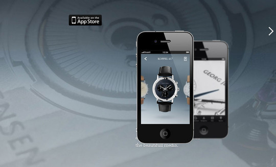 Showcase of Innovative And Creative HTML5 Sites 21