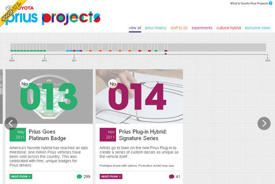 Showcase of Innovative And Creative HTML5 Sites 27