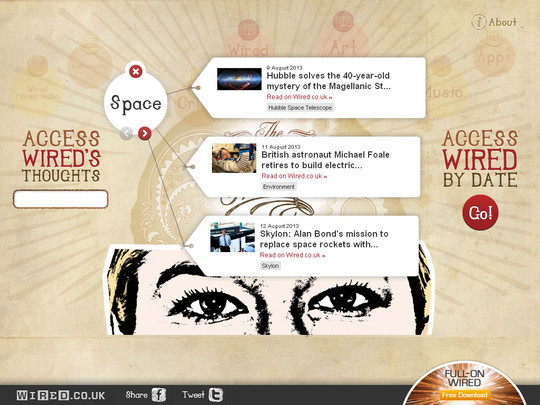 Showcase of Innovative And Creative HTML5 Sites 55