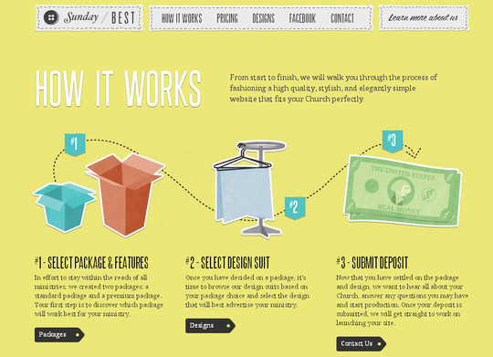 Showcase of Innovative And Creative HTML5 Sites 32