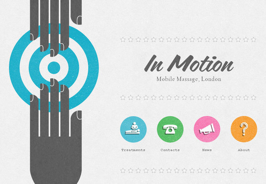 Showcase of Innovative And Creative HTML5 Sites 33
