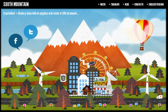 Showcase of Innovative And Creative HTML5 Sites 35