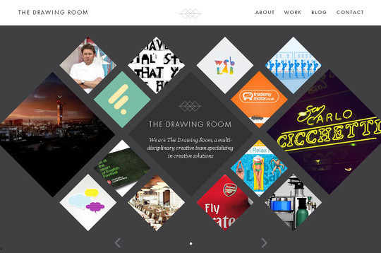 Showcase of Innovative And Creative HTML5 Sites 39