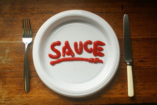 45+ Yummy And Delicious Food Typography Designs 4