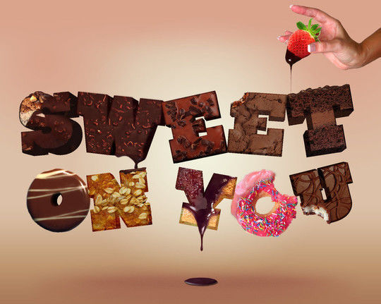 45+ Yummy And Delicious Food Typography Designs 15