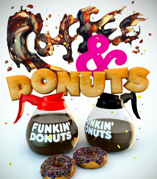 45+ Yummy And Delicious Food Typography Designs 39