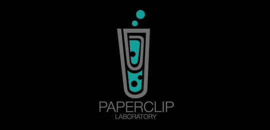 23 Creative Paper Clip Logo Designs 10