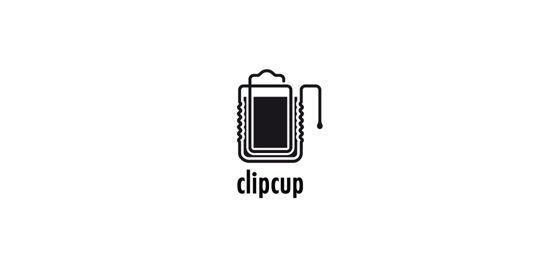 23 Creative Paper Clip Logo Designs 20