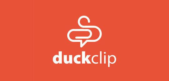 23 Creative Paper Clip Logo Designs 5