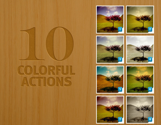 19 Time Saving And Free Photoshop Actions For Designers 11