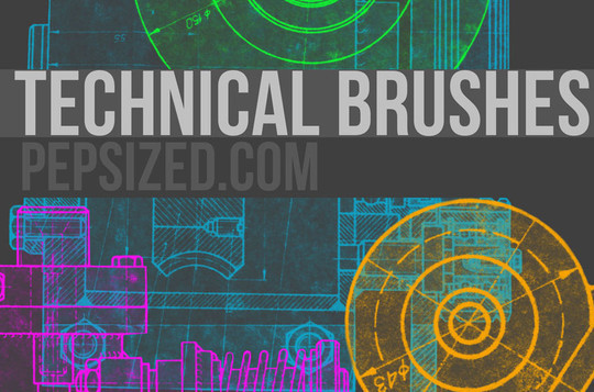 50 Outstanding Yet Free Photoshop Brush Packs For Your Designs 4
