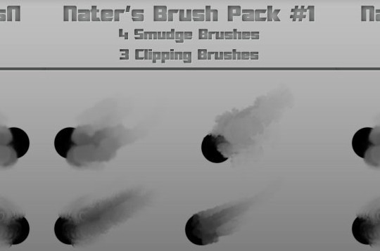 50 Outstanding Yet Free Photoshop Brush Packs For Your Designs 38
